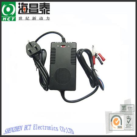 Smart charger for 12V 10Ah Lead Acid battery