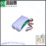 Li-ion Battery Pack with PCB, 3.7V Voltage, 4,800mAh Capacity
