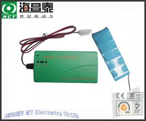 Charger for 4.8V-10.8.4V Ni-MH/Ni-Cd Battery Packs