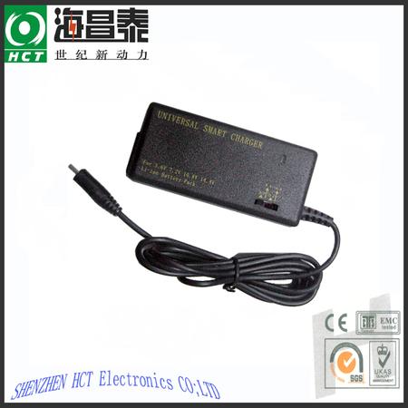 Charger for 3.6 -14.4V Li-Ion battery Pack
