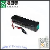 3,000mAh Rechargeable AA NiMH Battery with 21.6V Voltage