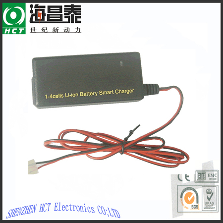 charge for 1~4cells Li-Ion battery pack
