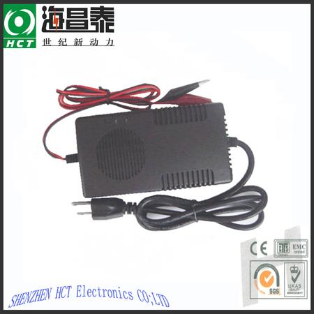 Smart charger for 36V 4.0~20.0Ah Lead Acid battery
